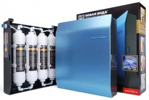Фильтры под мойку нового поколения Expert- инновация в области очистки воды. (ВИДЕО).